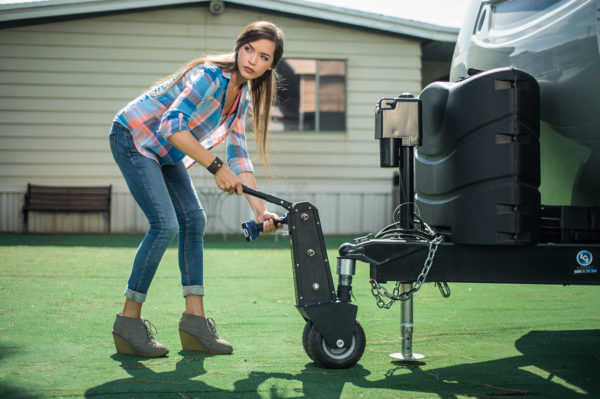 trailer valet rvr - easy way to move your trailer