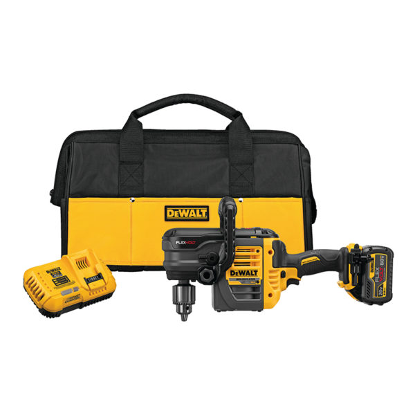 Dewalt® Flexvolt® 60V Max VSR™ Stud and Joist Drill Kit With E-Clutch® System 1 Battery Kit