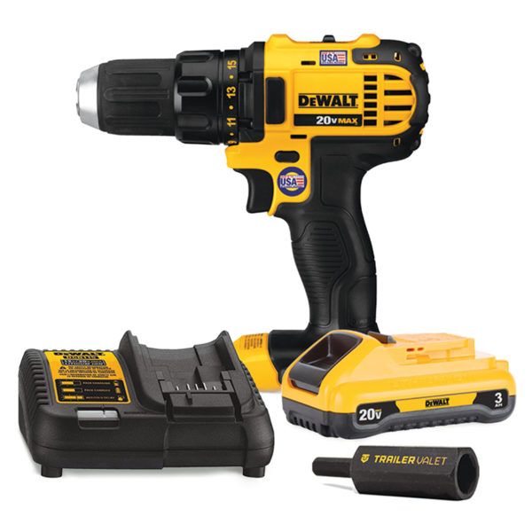 Dewalt® 20V Max Lithium Ion Compact Drill / Driver (Tool Only)