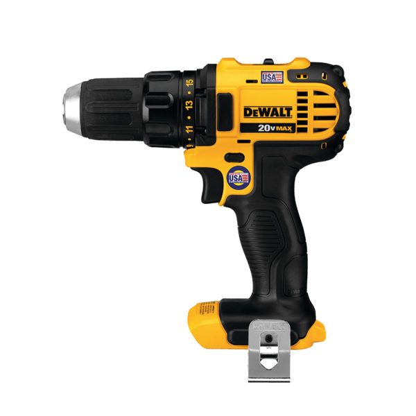 Drill Attachment + Compact Drill + 3AMP Battery + Charger