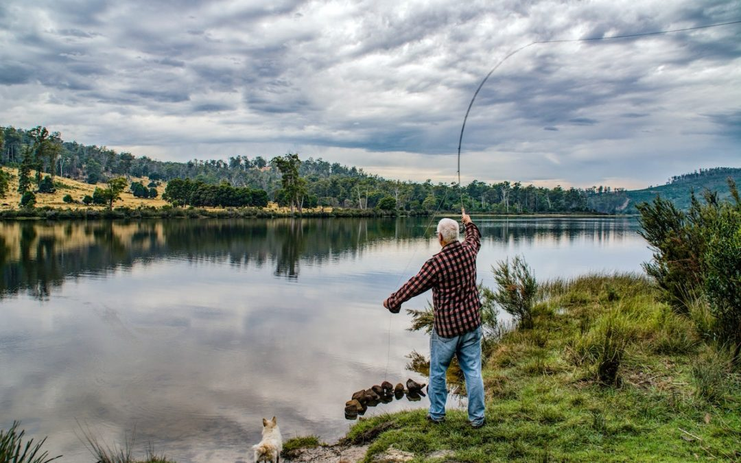 Top Fishing Spots to Visit in an RV