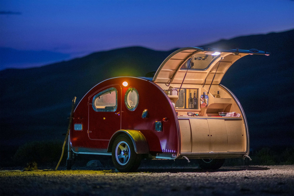 How To Build Your Custom Teardrop Trailer in 8 Easy Steps